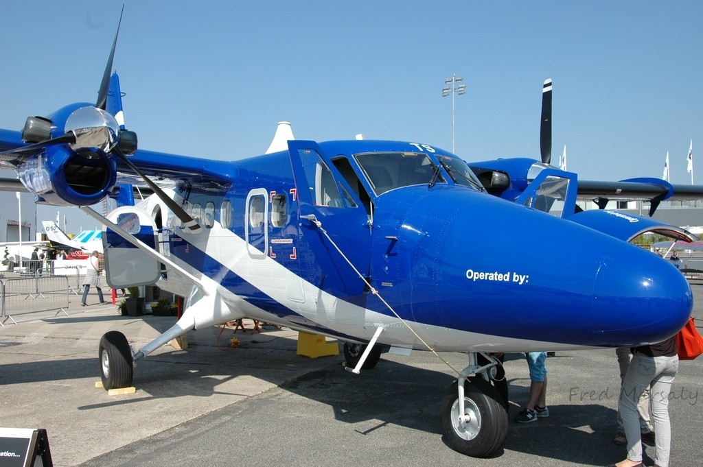 twin otter 400