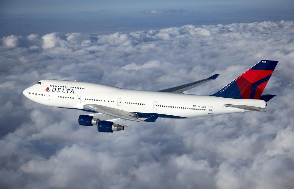 Boeing 747-400 Delta