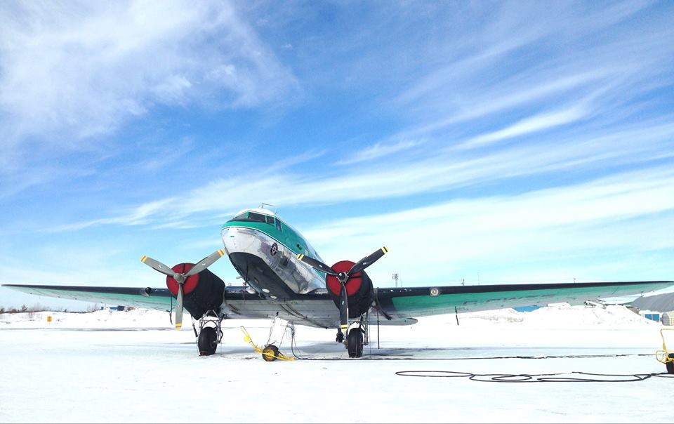 DC-3 Buffalo (Buffalo Airways)