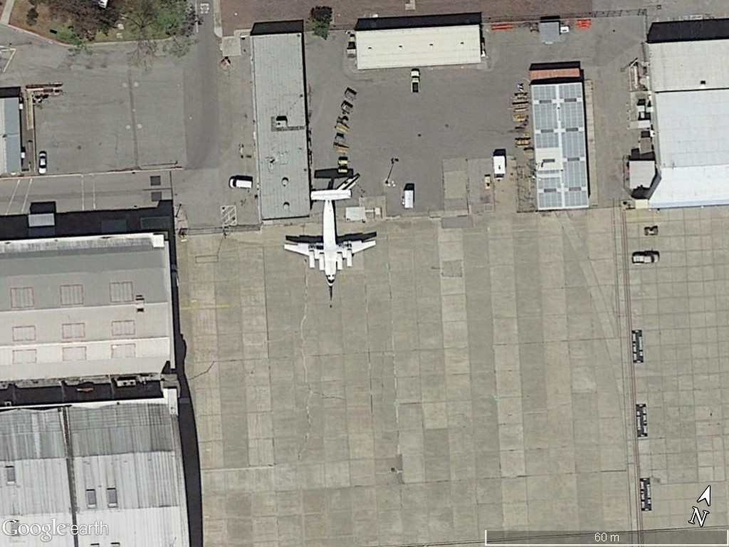 DHC-5 Buffalo Moffett