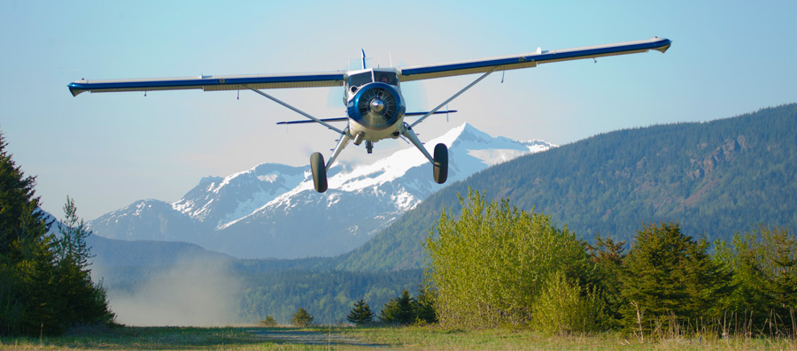 Beaver-bush-takeoff (Moutain Flying Service)