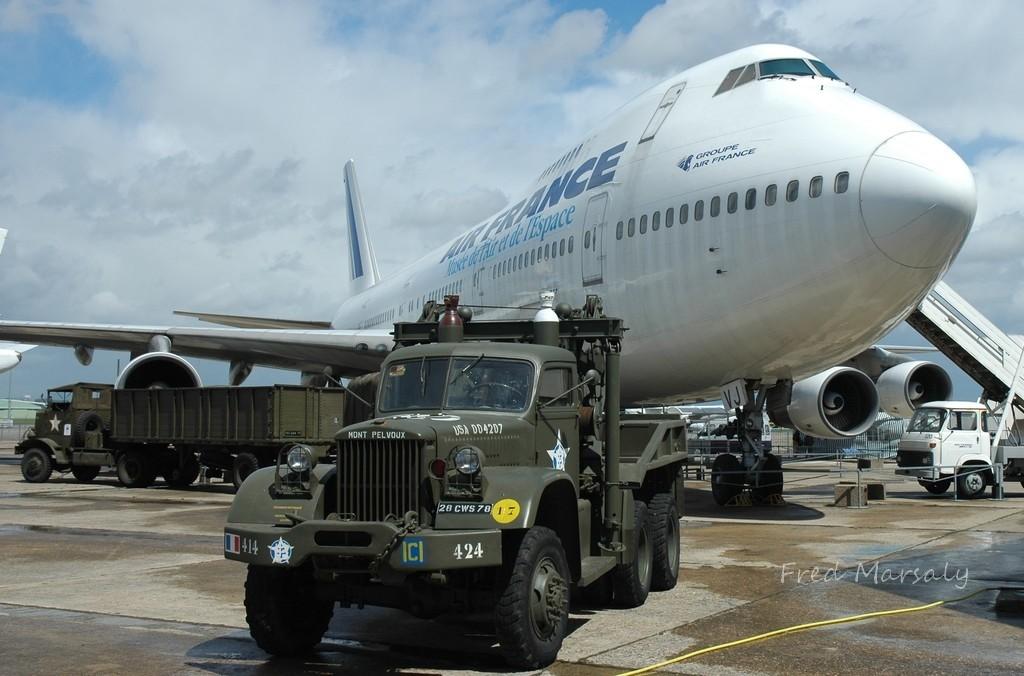 747 AF MAE