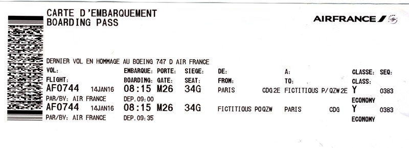 air france a dit adieu ses boeing 747 09 27. Black Bedroom Furniture Sets. Home Design Ideas