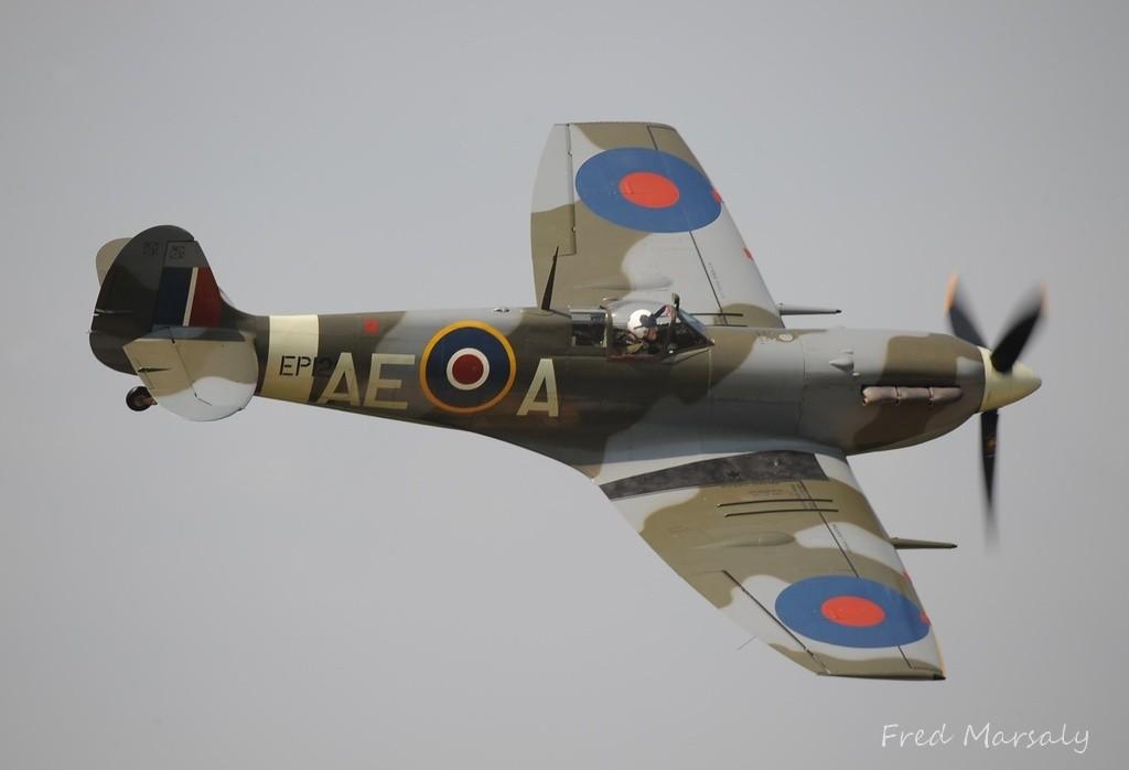 Spitfire Mk Ferté 2010