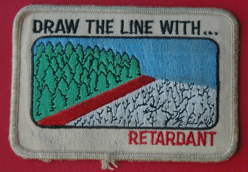 patch retardant (J. Laval)