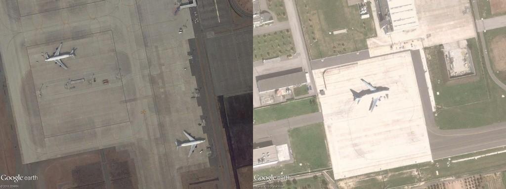 747LCF Nagoya et Tarente