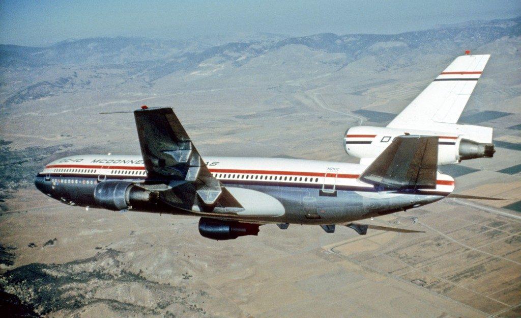 DC-10, N10DC (MDC) 1024