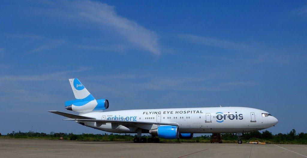 DC-10 Orbis 1