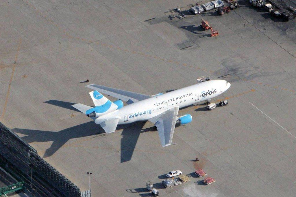 DC-10 Orbis 1024 (Antoine Grondeau - Heading West)