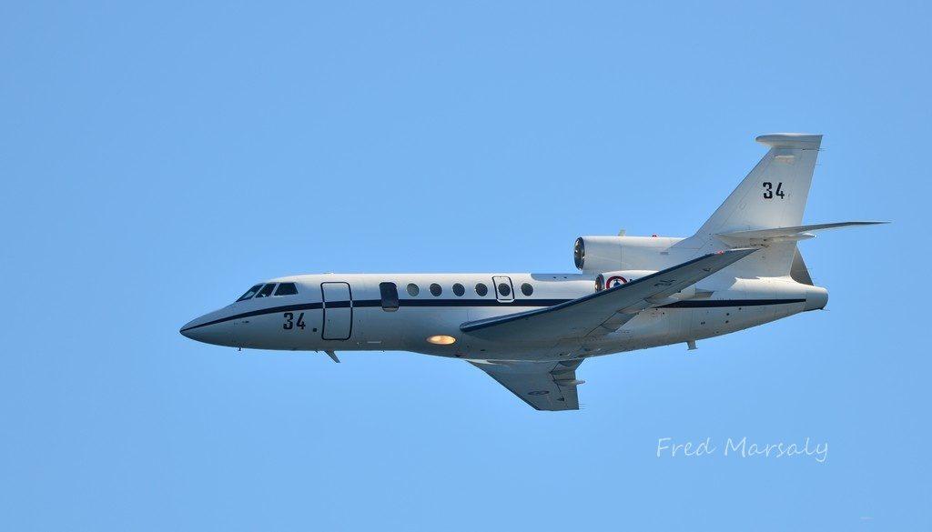 Falcon 50M 34