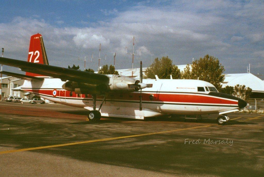 Fokker 27 BASC 2003 (F. Marsaly)