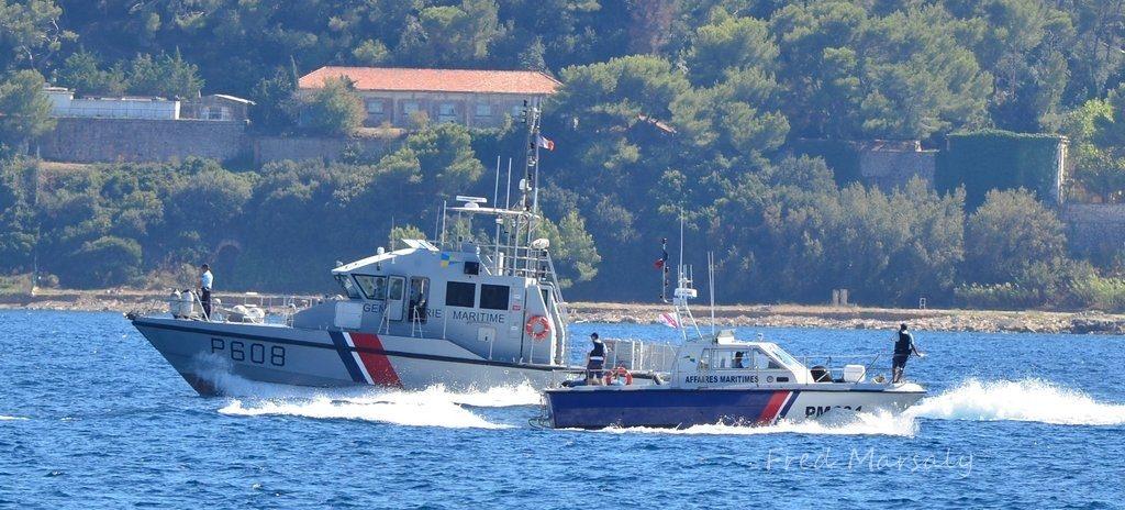Gendarmerie et Affaires maritimes